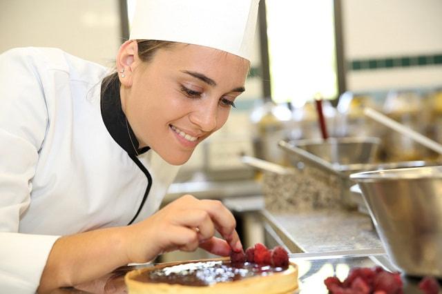 Cơ hội nghề nghiệp của nghề làm bánh hiện nay