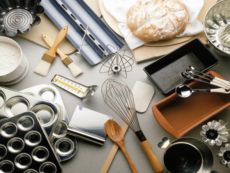 Baking Tools - Packaging